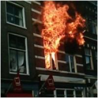 Brandblusser voor kamerverhuur of studentenhuis