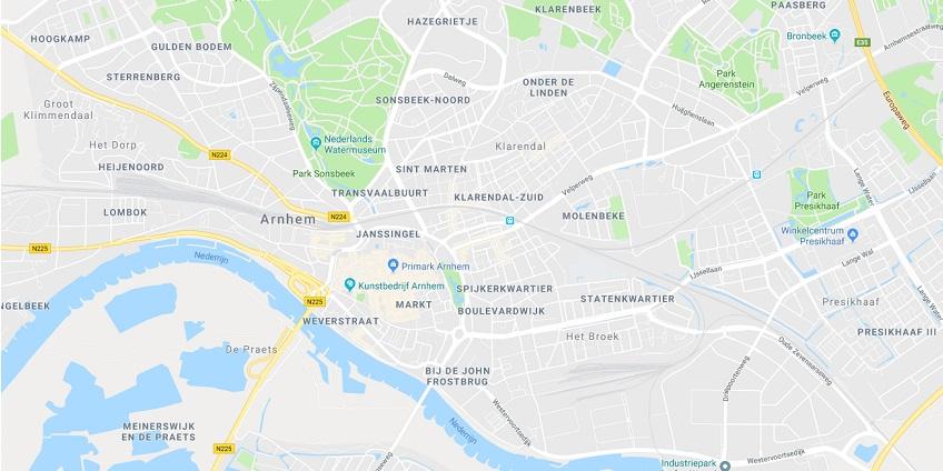 Brandblusser kopen in Arnhem