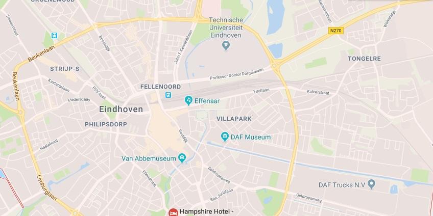 Brandblusser kopen in Eindhoven