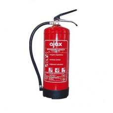 Ajax 6kg poeder brandblusser GP6