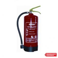 Ajax 9 liter sproeischuim brandblusser ES9