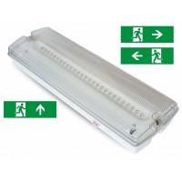 12 stuks Recommand LED noodverlichtingsarmatuur