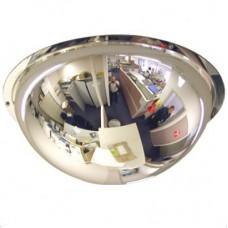 Convex Dome beveiligingsspiegel doorsnede 60 cm
